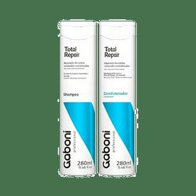 Kit-Shampoo-280ml---Condicionador-280ml-Gaboni-Total-Repair-7898447486531_1