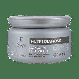 Mascara-Capilar-de-Brilho-Siage-Nutri-Diamond-250g-7891033925582