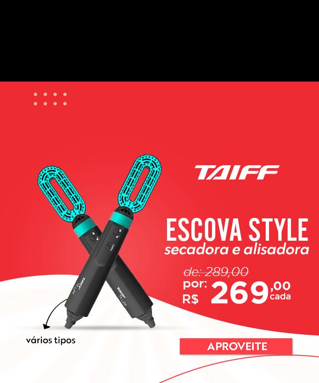 Escova Taiff