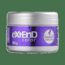 Mascara-Matizadora-Haskell-Extend-Color-Roxo-Violet-90g-7898610372500